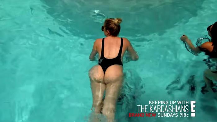 Khloé Kardashian, KUWTK Trailer 2015