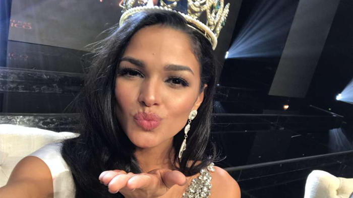 Kiara Ortega es Miss Universe Puerto Rico 2018