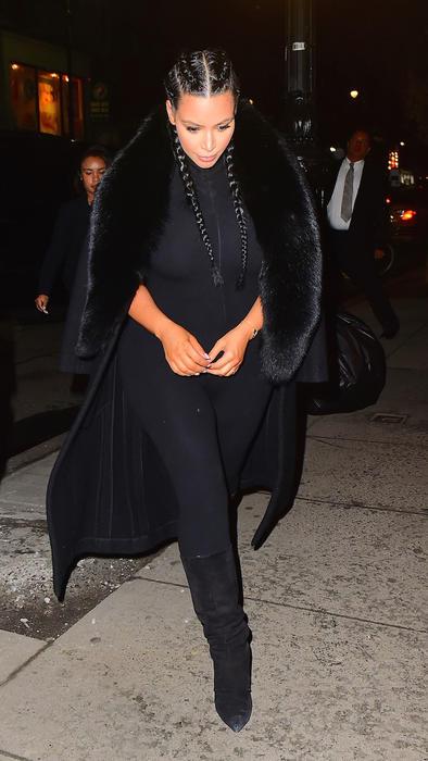 Kim Kardashian en Nueva