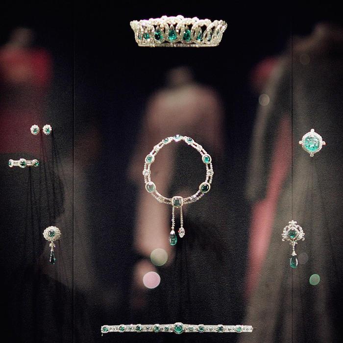 Las joyas de la reina Elizabeth II