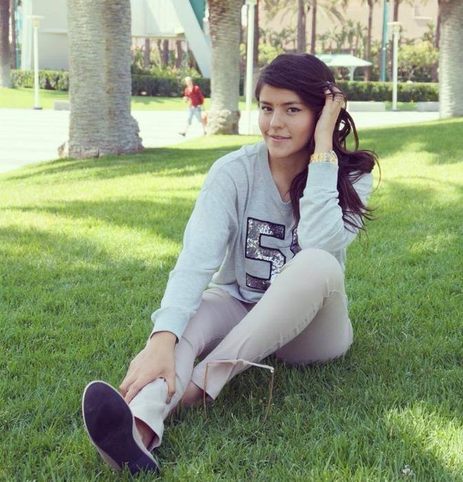 Leslie Polinesia, youtuber