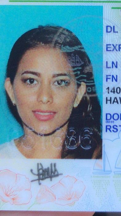 Lorena Martínez teme perder su licencia de conducir si no paga una multa