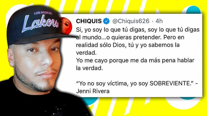 Chiquis Rivera mensaje polémico 1