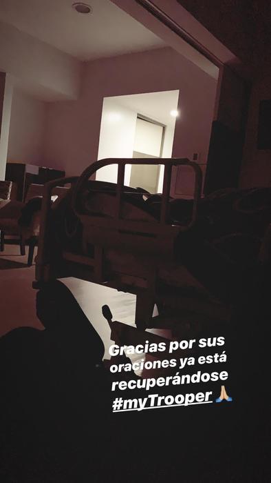 Lorenzo Méndez habla de la salud de Chiquis Rivera