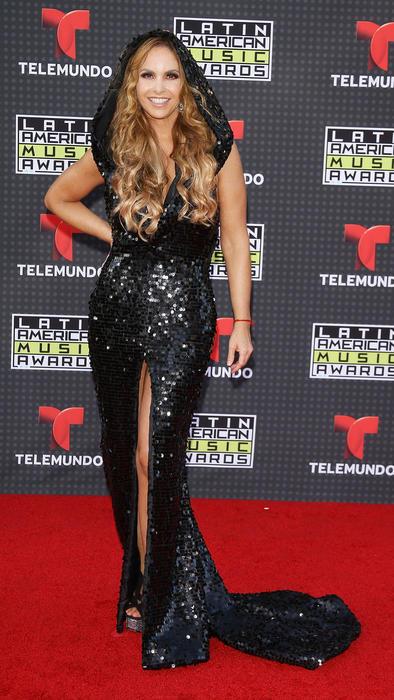 Lucero Latin AMAs 2015