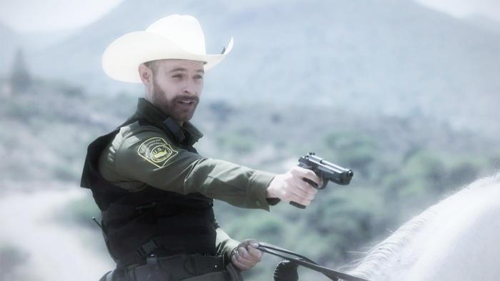 Luis Ernesto Franco, Daniel, molesto, Señora Acero 3 La Coyote