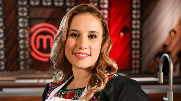 Lupita en MasterChef Latino