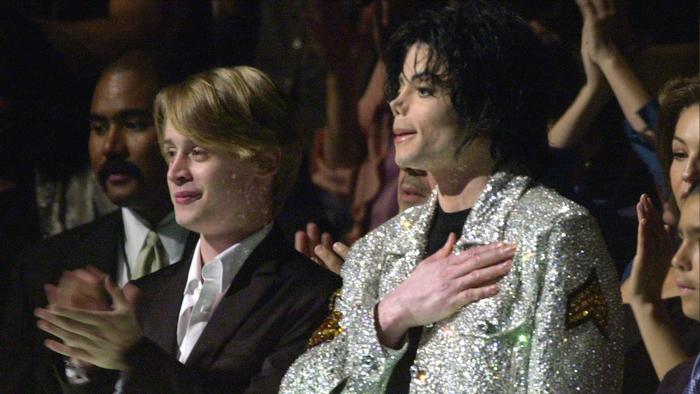 Macaulay Culkin habló de su relación con Michael Jackson