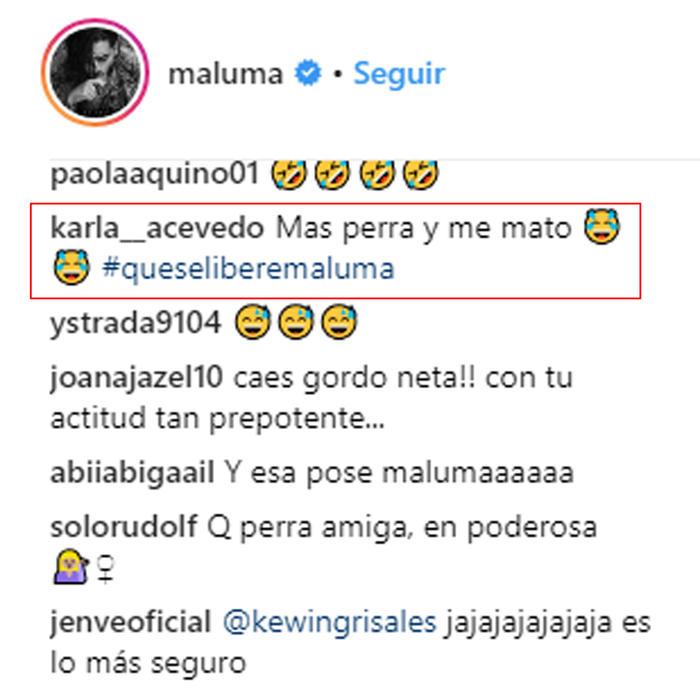 Usuarios comentan sobre las preferencias sexuales de Maluma.