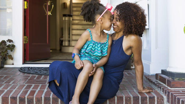 Cómo criar niñas valientes