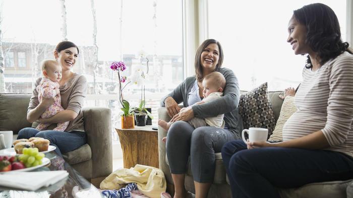 Reunión de madres