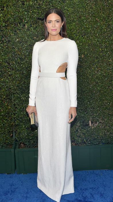 Mandy Moore en los Critics' Choice Awards 2019