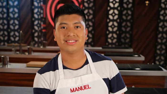 Manuel en MasterChef Latino