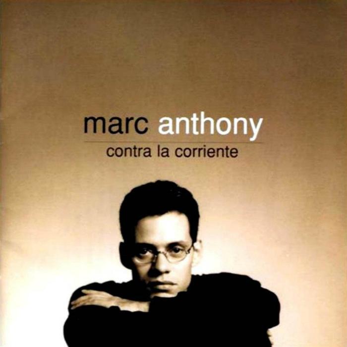"""Marc Anthony álbum """"Contra la Corriente"""""""