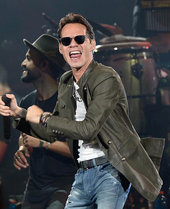 Marc Anthony Miami 2015 American Airlines Arena