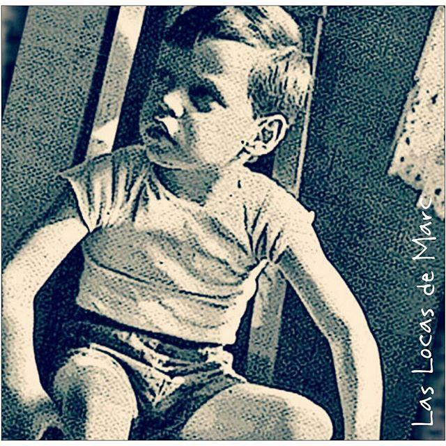 Marc Anthony cuando era pequeño