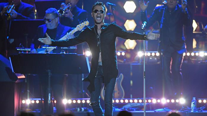 Marc Anthony Premios Billboard 2019