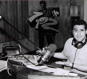 Marco Antonio Regil en la radio