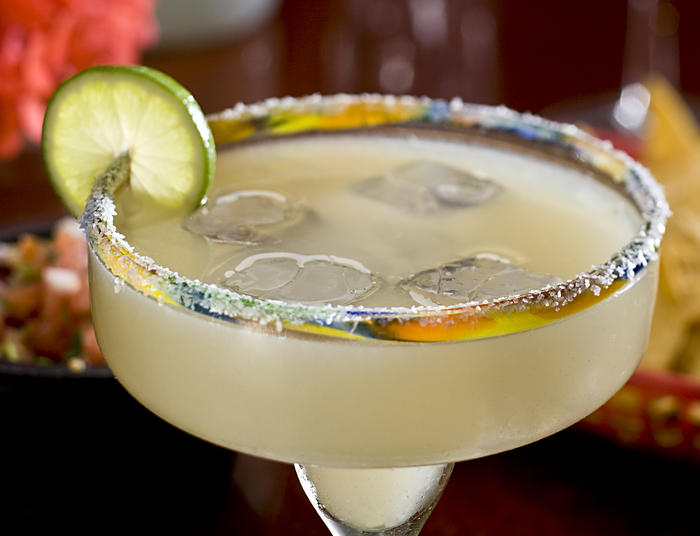 Cóctel de Margarita.