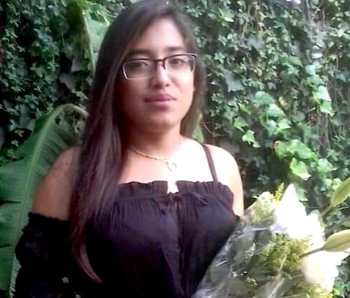María Fernanda es descrita por su madre como una joven deportista y que no se metía en problemas con nadie