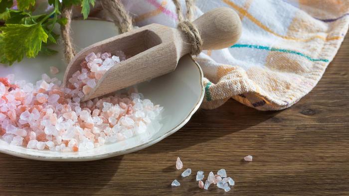 Conoce los distintos tipos de sal que existen