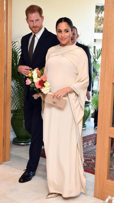 El príncipe Harry con Meghan Markle