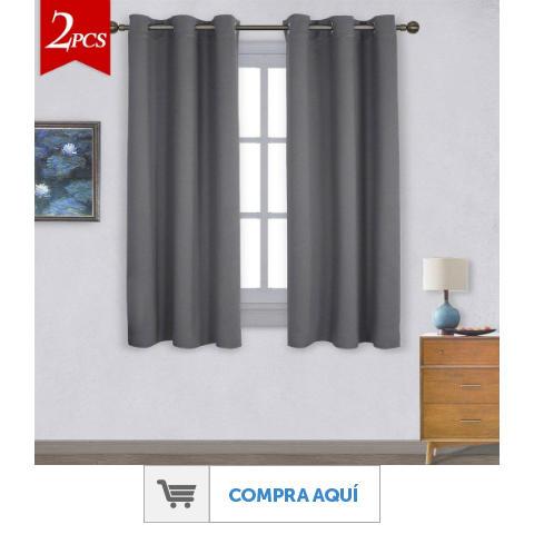 Las mejores cortinas para ayudarte dormir