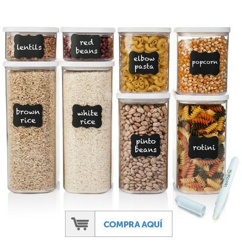 Mejores recipientes de alimentos