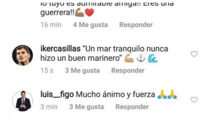 Mensaje de Iker Casillas para Sara Carbonero
