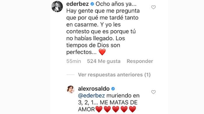 Mensaje de Eugenio Derbez