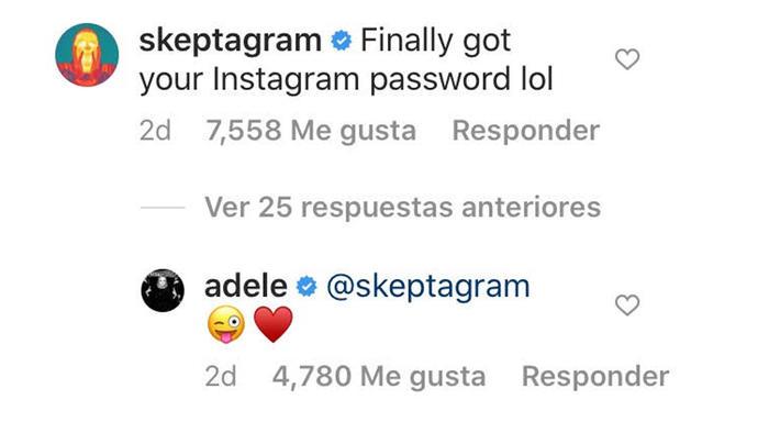 Mensajes para Adele