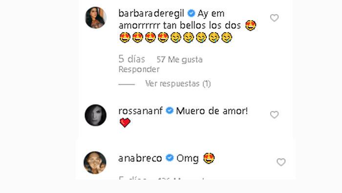 Mensajes para Sofía Castro
