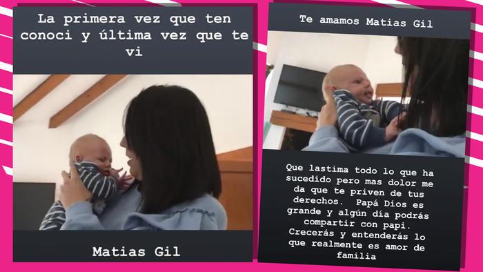 Mensajes Nicolle Matías