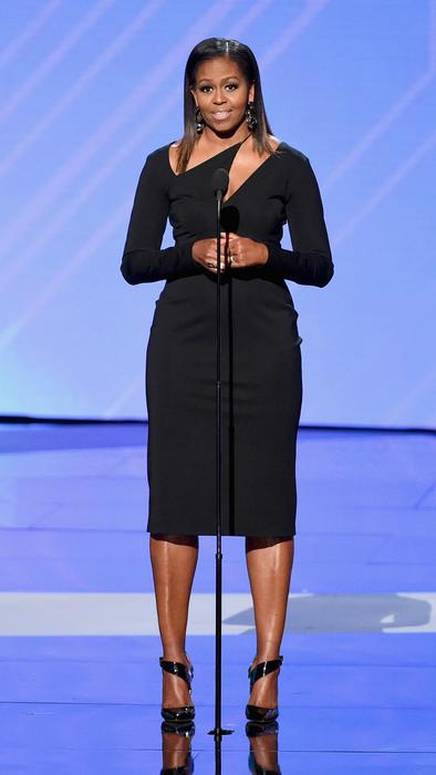 Michelle Obama en la entrega de premios ESPY 2017