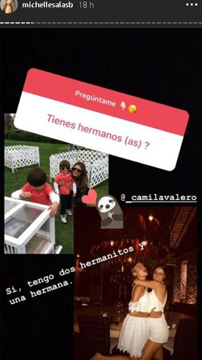 Michelle Salas Instagram
