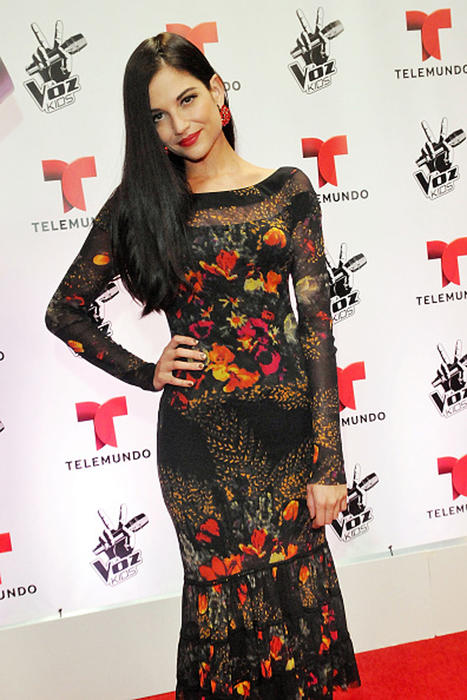 Natalia Jiménez final de La Voz Kids 2015