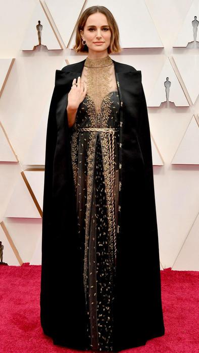 Natalie Portman en Oscars 2020
