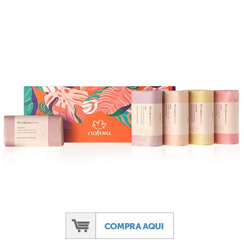 Natura Brasil Soap Collection