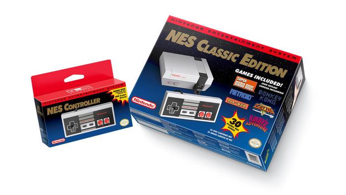 Nintendo prepararía una SNES Mini