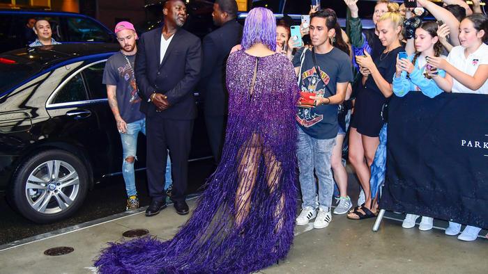 Cardi B y Nicki Minaj protagonizan pelea en Nueva York