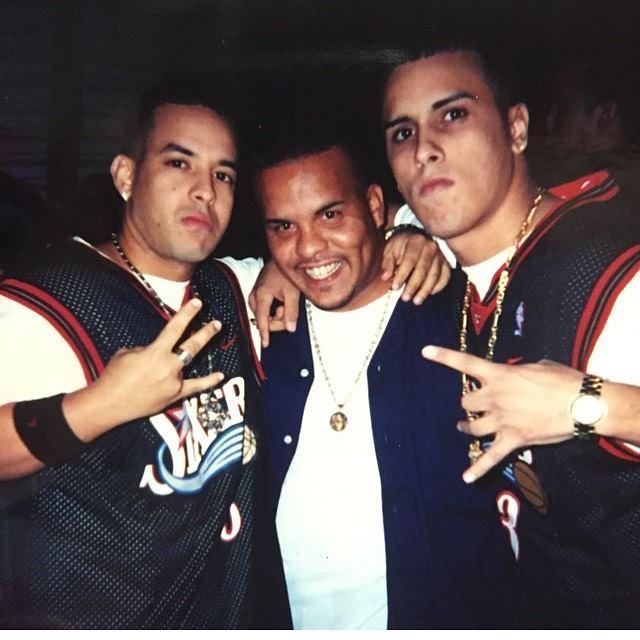 "Nicky Jam y Daddy Yankee ""Los Cangris"""