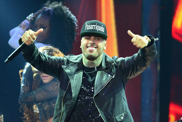 Nicky Jam Fenix Tour