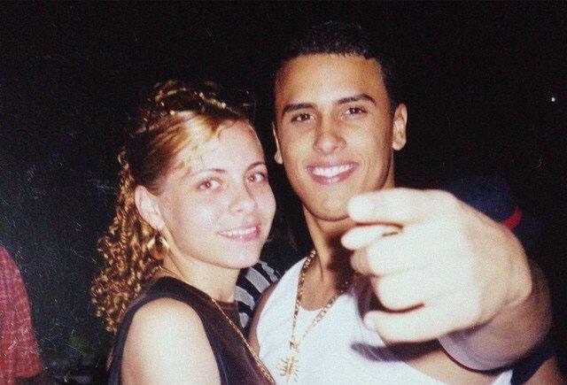Nicky Jam joven