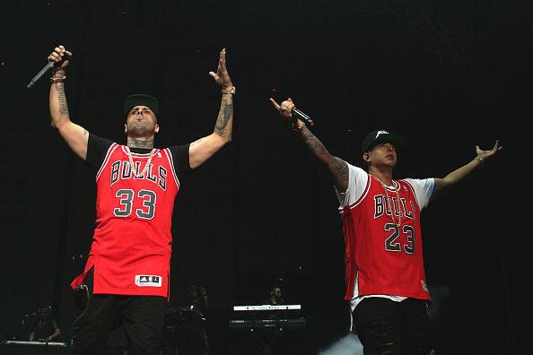 Nicky Jam y Daddy Yankee