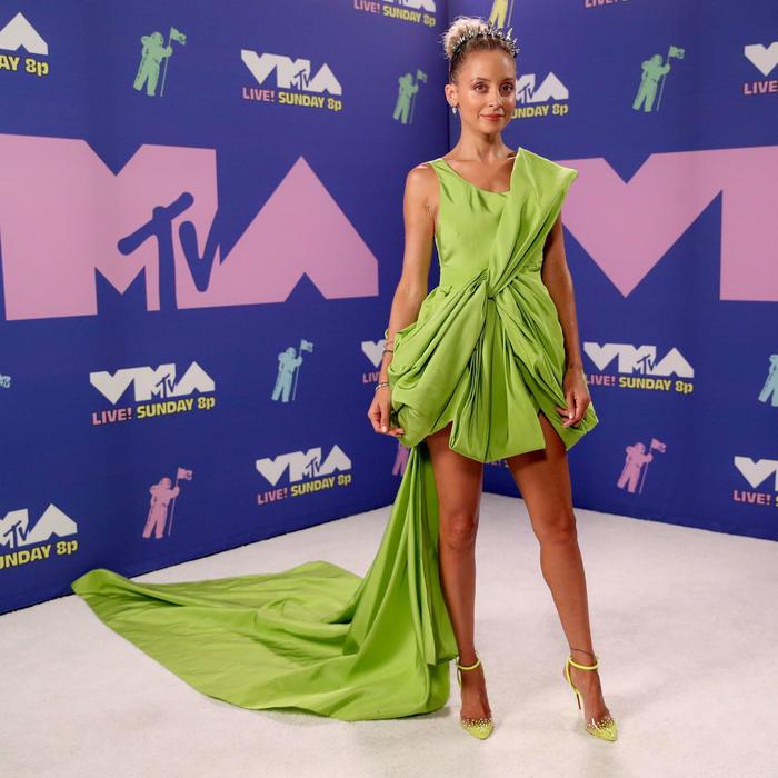 Nicole Richie en los MTV VMAs 2020