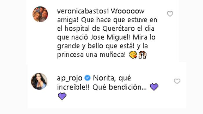Comentario para Nora Salinas