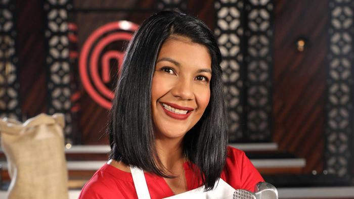 Norma en MasterChef Latino