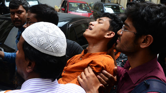 sexual assault: killed a girl student in dhaka