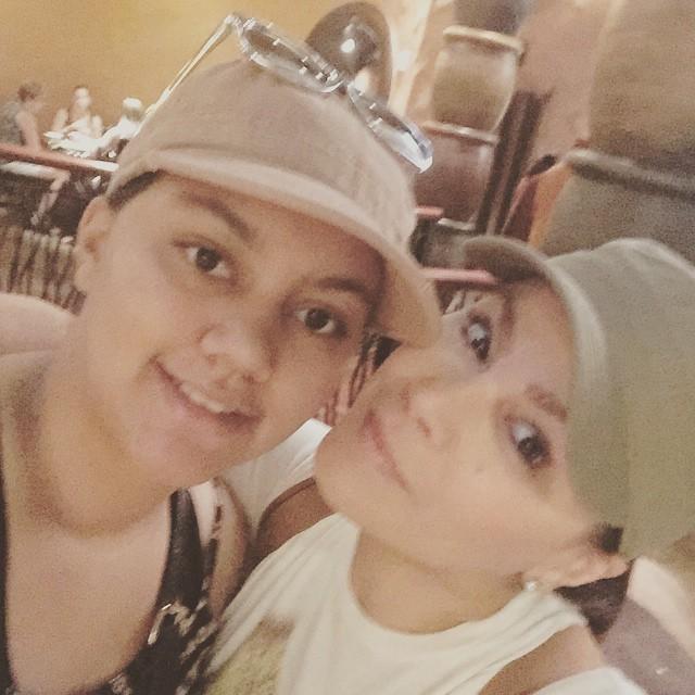 Olga Tañón y Gabriela González