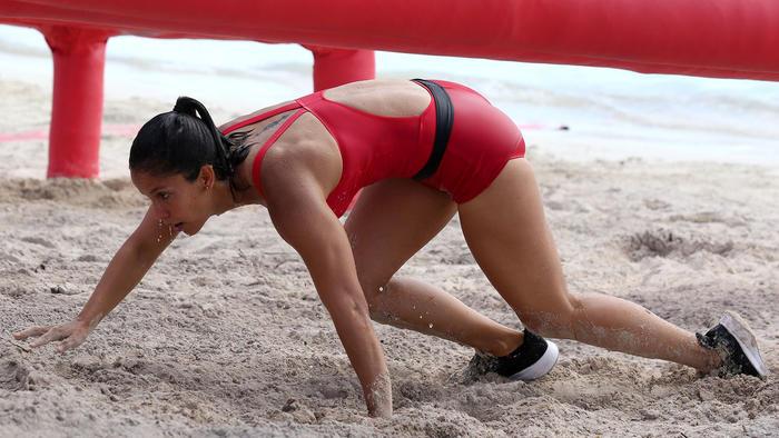 Olimpia Villalobos supera la rastrera del primer circuito